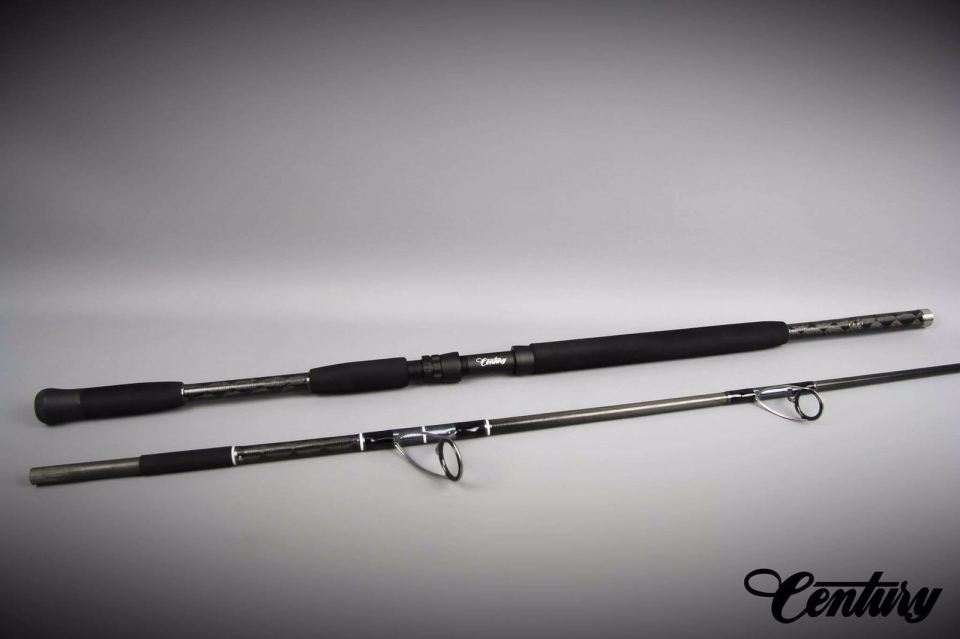 Century Eliminator GT1000 Graphex Popping Rod (review